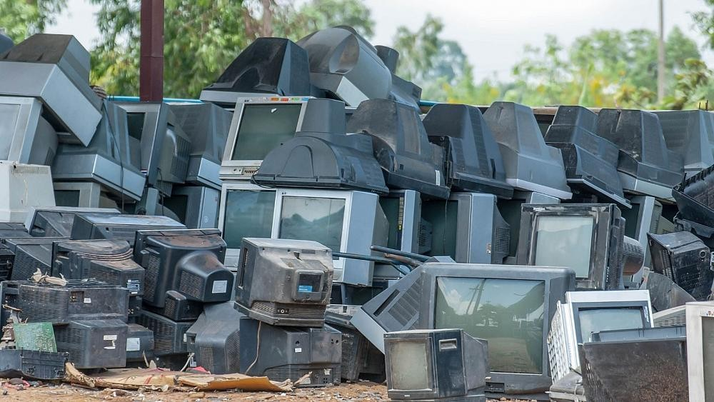 We burn gold and platinum worth billions every year - what's the real value of electronic waste?