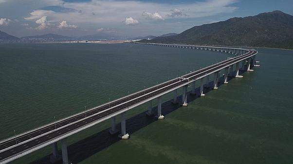Hongkong und das Perlflussdelta: Neue Verkehrsverbindungen stärken Wirtschaft und Tourismus