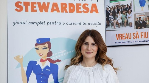 Teaching young Romanians to fly away from unemployment