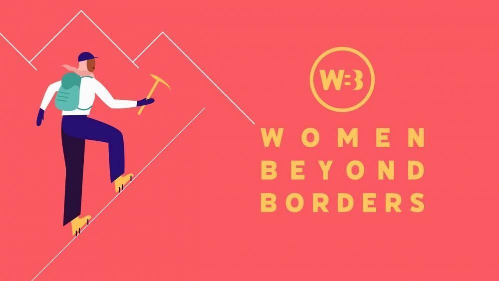 Women Beyond Borders - cover