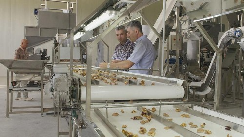 Un coup de pouce aux entreprises agricoles de l'Est de l'Europe