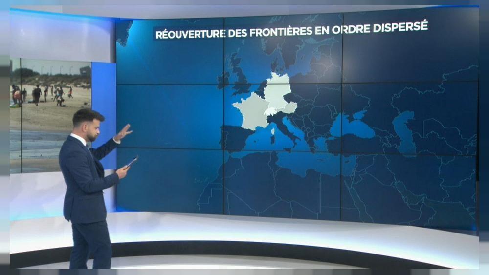 Frontières : l'espace Schengen résistera-t-il à la crise du coronavirus ?