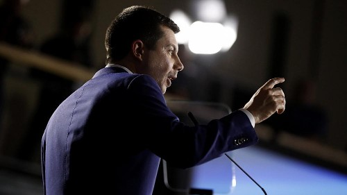 Buttigieg hits back: I won't 'take lectures on family values' from Rush Limbaugh