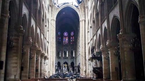 Παναγία των Παρισίων: Τα σχέδια αποκατάστασης- Τεχνογνωσία από την Βρετανία