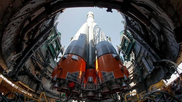 Watch: Cargo craft set for blast off to International Space Station