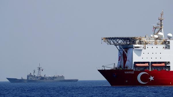 Greece to expel Libyan ambassador over sea accord with Turkey