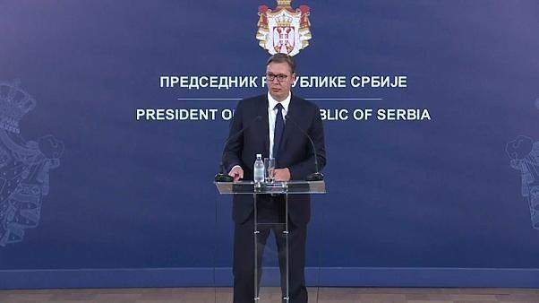 Kosovo Prime Minister steps down