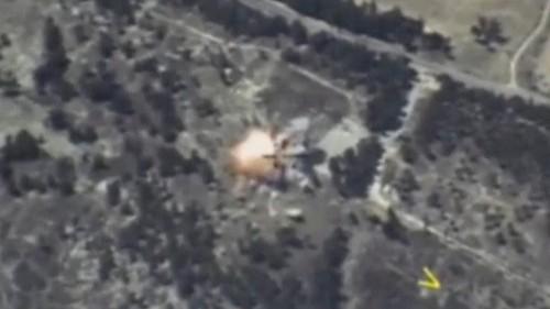 68 bombardements sur la province d'Idleb en 48h