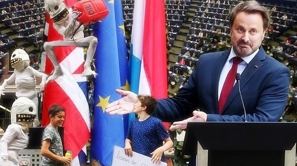State of the Union: Brexit, Xavier Bettel, Boris Johnson, Apple, Spanien