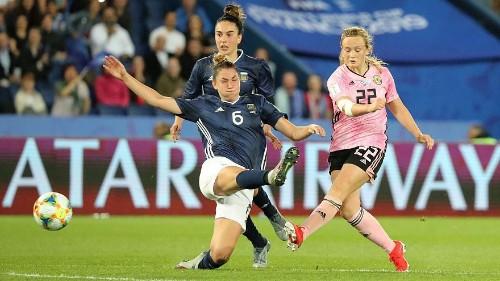Coupe du monde féminine : Les Anglaises s'offrent le Japon (2-0)