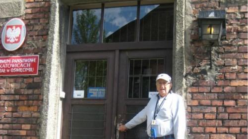 'We take everything for granted', Auschwitz survivor warns