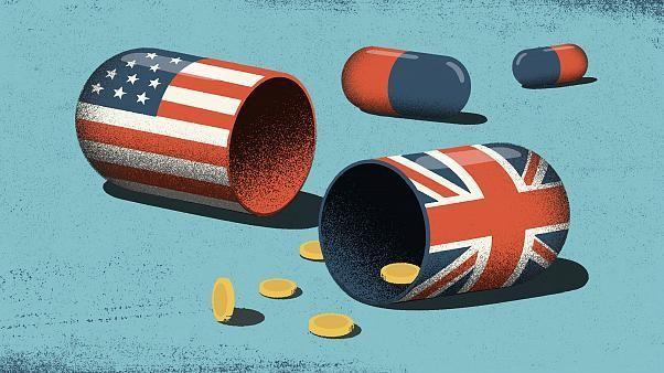 Specter of U.S. interference looms over health care debate in U.K.