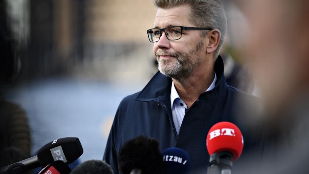 Copenhagen mayor Frank Jensen resigns over sexual harassment allegations