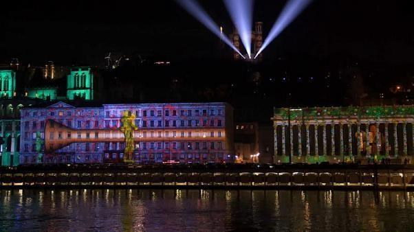 Streiks in Frankreich: Schatten über dem Lyoner Lichterfest