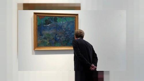 Ein Baum für 7 Millionen - von Paul Gauguin