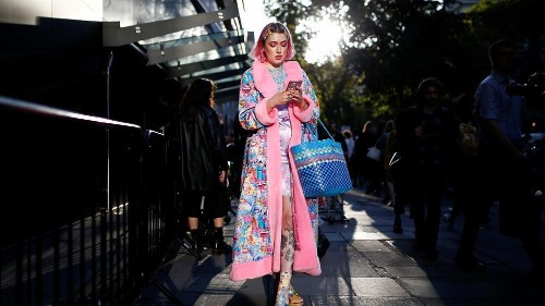 London Fashion Week: Can we buy ourselves out of this crisis?