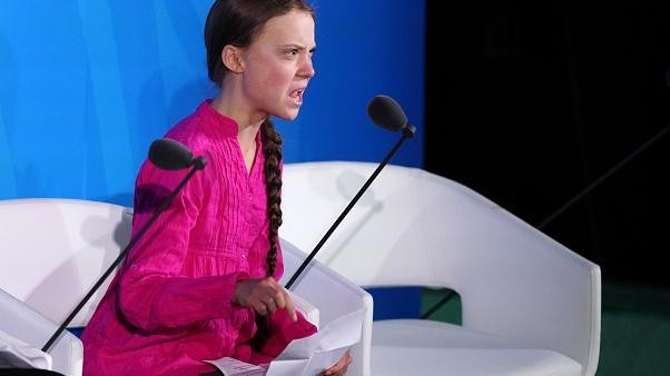 UN Climate Summit: Greta Thunberg's emotional remarks over climate crisis