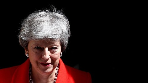 Watch live: UK PM Theresa May holds EU election rally in Bristol