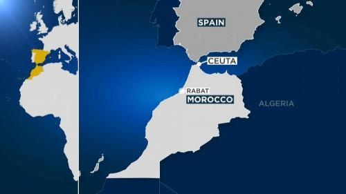 Das Ereignis fand am frühen Morgen in der Moschee von Muley el Mehdi in Ceuta statt. Ersten Informationen zufolge trafen die Schüsse allerdings nur die Fassade und hinterließen keine Opfer.