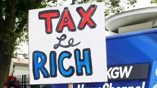Majority of people want higher taxes for the rich, a 21-country poll has found