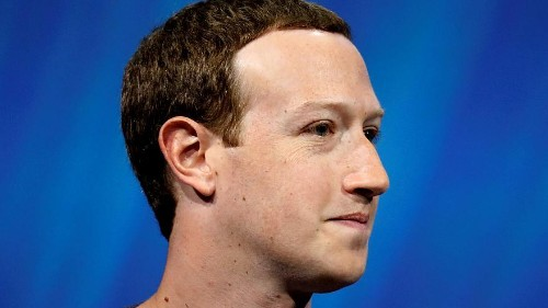 Facebook shareholders call for Zuckerberg to step down as chair