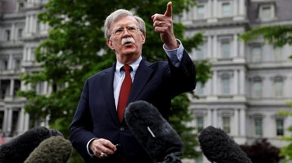 John Bolton criticizes Trump foreign policy in closed-door speech