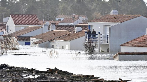 How a storm turned a French resort into a climate change laboratory