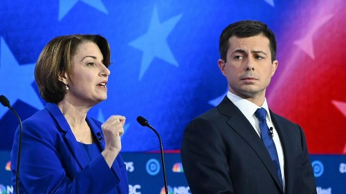 Las Vegas debate: Buttigieg, Klobuchar sharpen attacks as battle for moderate lane heats up