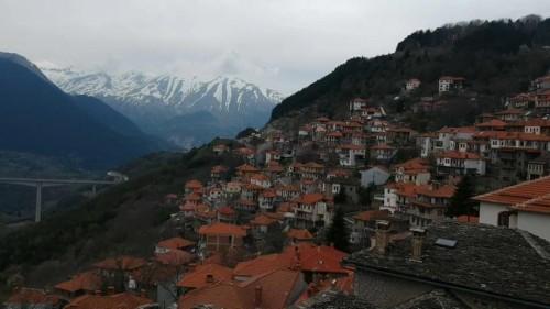 #EURoadtrip:28η Ημέρα-Στο Μέτσοβο με οινοποιούς και τυροκόμους