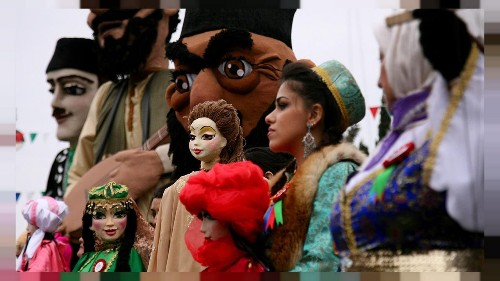 Nouruz: Sinnliches Frühlingsfest