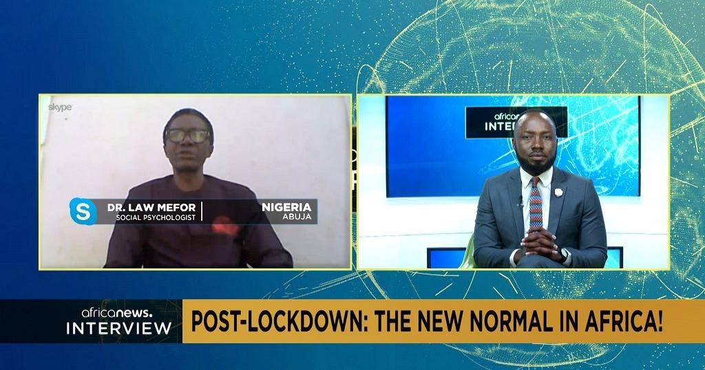 Post-lockdown: The new normal in Africa! [Interview] | Africanews