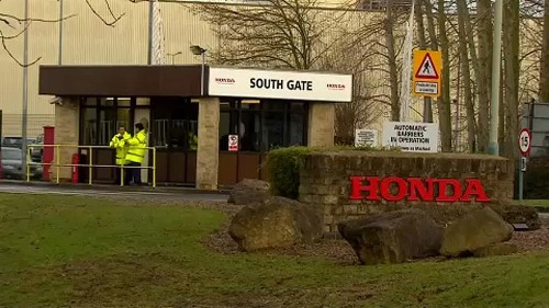 Royaume-Uni : Honda confirme son départ