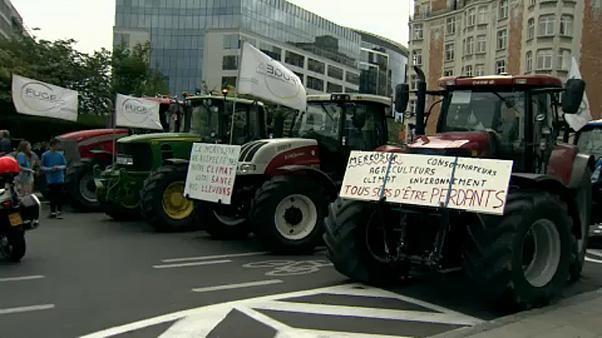 À leur tour, les #agriculteurs belges dénoncent l'accord #UE-#Mercosur
