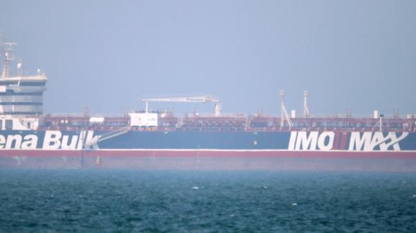 Relâché par l'Iran, le Stena Imperio est arrivé à Dubaï