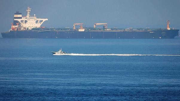Iranian oil tanker prepares to leave Gibraltar as US seeks new seizure order