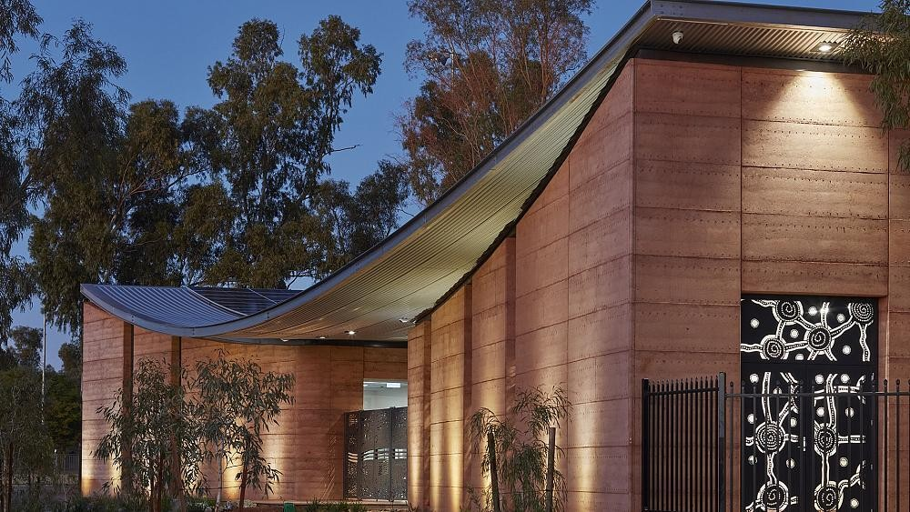 What can an Aboriginal health centre teach us about sustainable architecture?