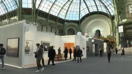 """""""Paris Photo"""" rendez-vous incontournable de la photographie"""