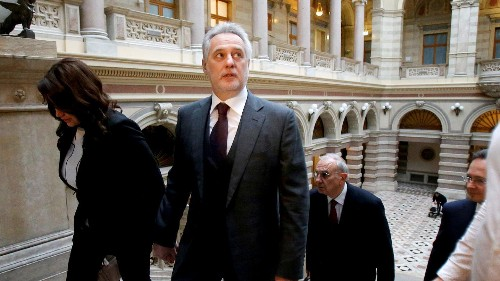 Who is Dmytro Firtash? The man linked to $1 million loan to Giuliani ally has a shadowy past