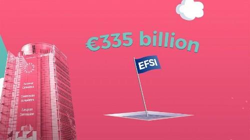 A Juncker-terv több mint 750 ezer munkahelyet támogatott