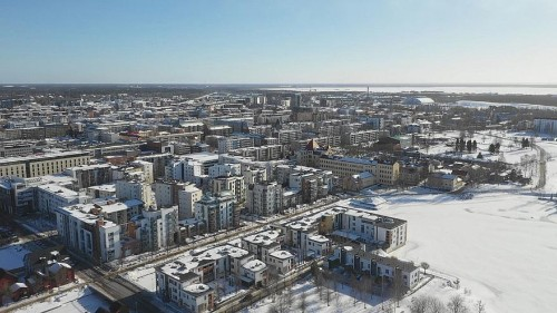 Finland: 6 Smart Cities Work Together