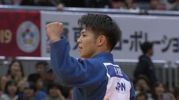 أداء مبهر لليابان في أول يوم لبطولة الجيدو الكبرى في أوساكا