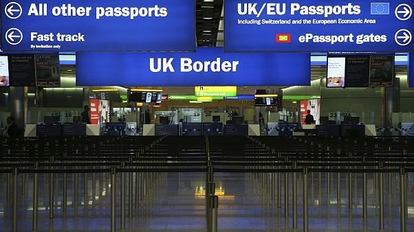 Which EU country gives most first residence permits? Hint: It's not Germany.