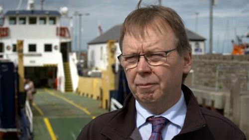 La sfida green dei traghetti ad idrogeno