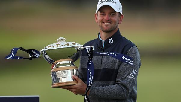 Österreichischer Golfer @BWiesberger gewinnt die Scottish Open.