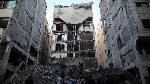 Ugrásra kész mindenki az izraeli-gázai határon