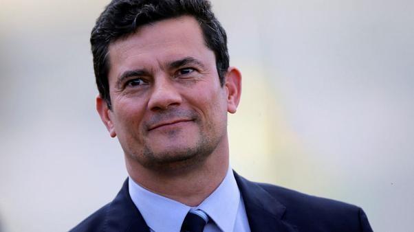 Brazil anti-corruption crusader backs Bolsonaro 2022 re-election