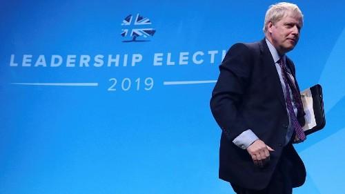 Boris Johnson reiterates no-deal Brexit threat