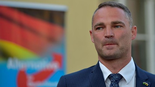 Nächstes AfD-Ziel Sachsen-Wahl: Görlitz-Kandidat Wippel peilt 30 % an