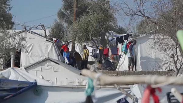 Grèce : les réfugiés de Lesbos bientôt sous le coup d'une nouvelle loi sur l'asile
