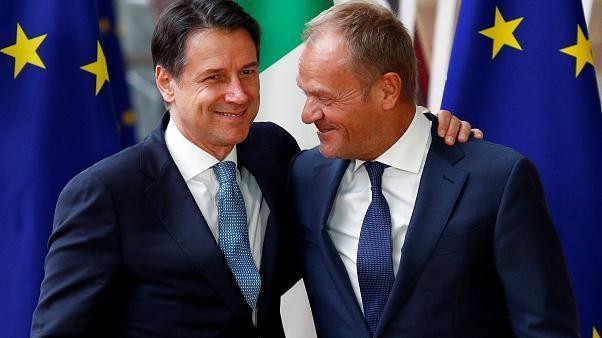 Entente retrouvée entre Rome et l'UE